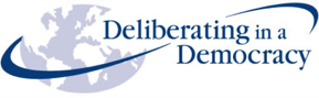 Deliberating in a Democracy logo